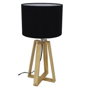 Tempo Kondela Stolní lampa Jade 3, černá