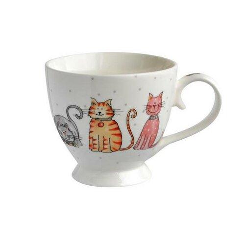 Toro Porcelánový hrnek Kočka 420 ml