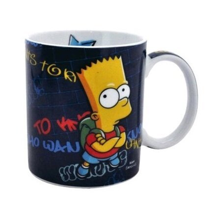 The Simpsons Kerámiacsésze Bart 320 ml