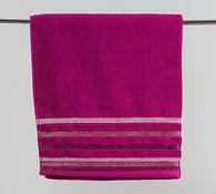Výhodná sada: 4 ks ručníků Bianna, 2 ks osušek Bia, růžová