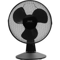 Sencor SFE 3011BK stolný ventilátor, čierna