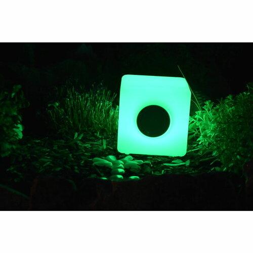 Sharks Bluetooth reproduktor LED 2020S, 20 x 20 cm