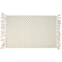 Kusový koberec s třásněmi Rút, 60 x 90 cm