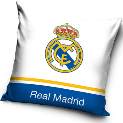 Polštářek Real Madrid, 40 x 40 cm