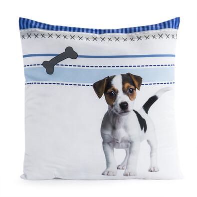 Polštářek Pets Pes, 40 x 40 cm
