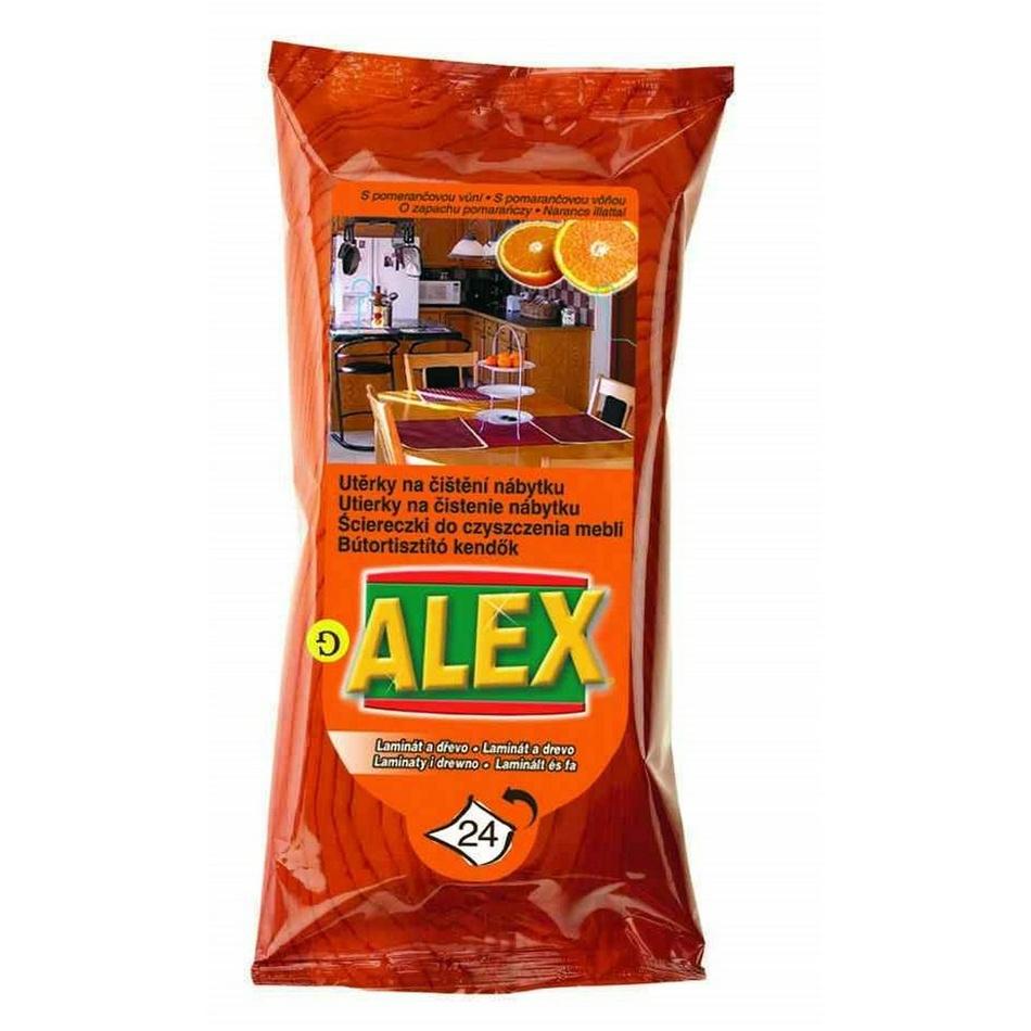 Alex utierky na čistenie nábytku so včelím voskom,