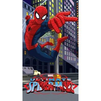 Osuška Spiderman 2015, 75 x 150 cm