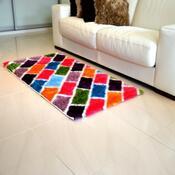 Kusový koberec Crazy 2210 Multi, 80 x 300 cm