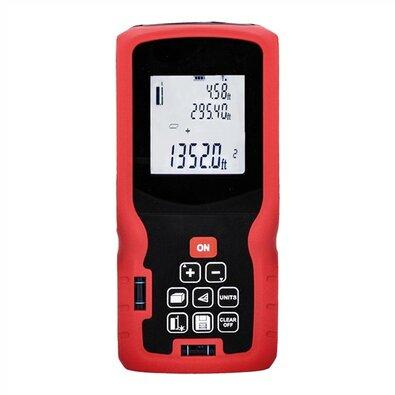 Solight DM80 Profesionálny laserový merač vzdialeností, 0,05 - 80 m