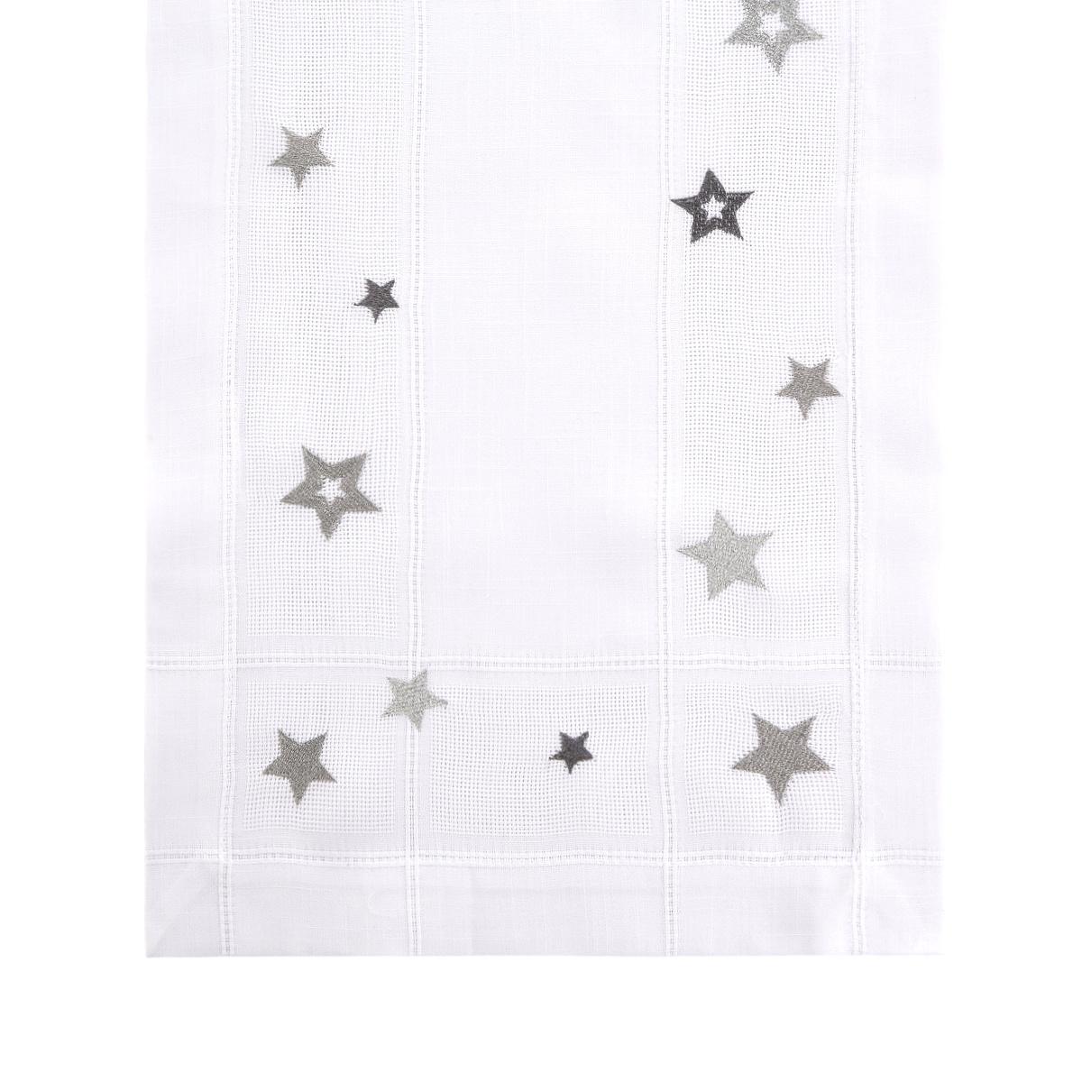 Altom Vánoční běhoun hvězda, 40 x 140 cm