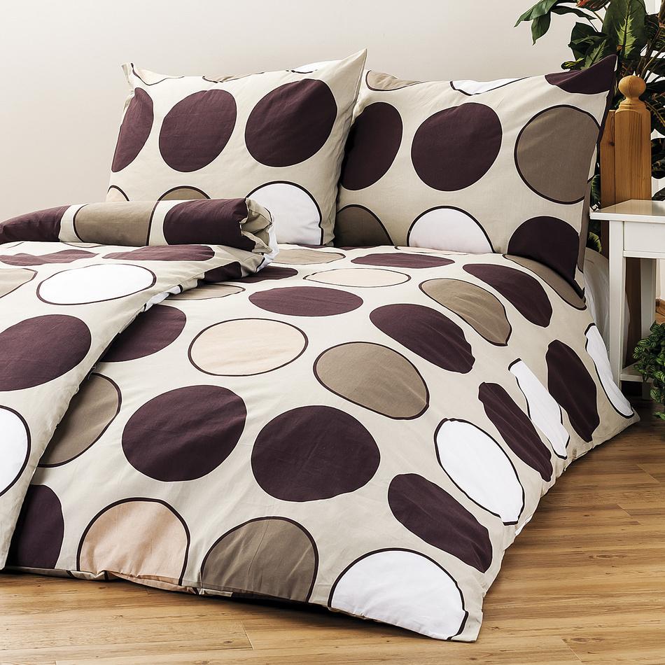 4Home bavlnené obliečky Deco, 140 x 200 cm, 70 x 90 cm