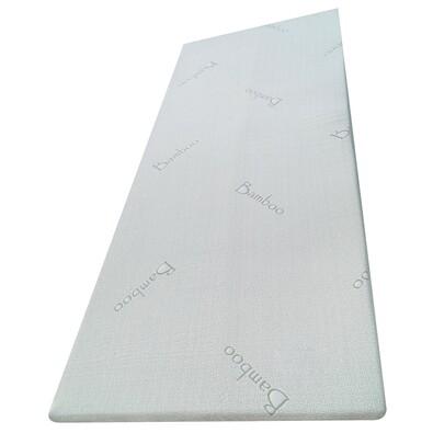 Bamboo matrac alátét,, 80 x 200 cm