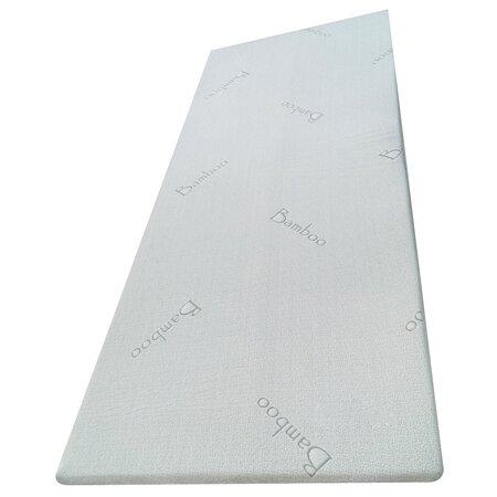 Bamboo matrac alátét, 140 x 200 cm