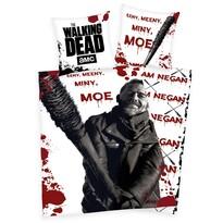 Lenjerie din bumbac Herding Walking Dead, din  bumbac, 140 x 200 cm, 70 x 90 cm