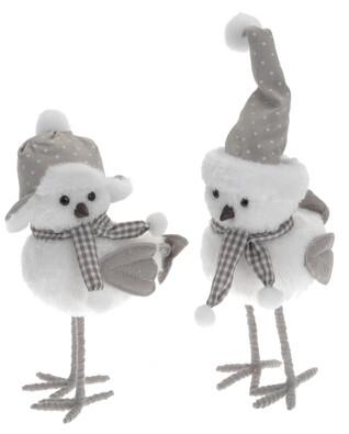 Vianočná dekorácia kuriatko