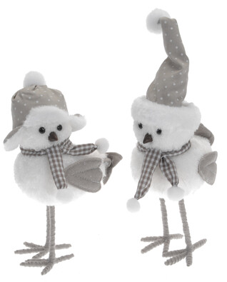 Vánoční dekorace kuřátko