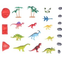 Set Familie dinozauri, 22 buc.