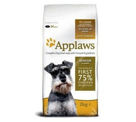 Applaws granule pro psy Senior All Breed Chicken 1
