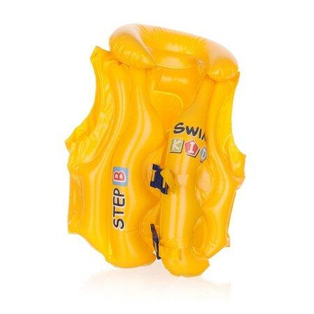 Plovací vesta s límcem 3-6 let