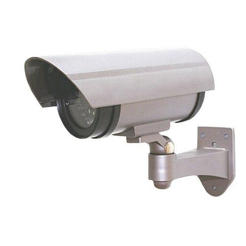 Produktové foto Solight Maketa bezpečnostní kamery na stěnu