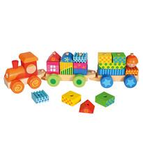 Bino Vonat házakkal