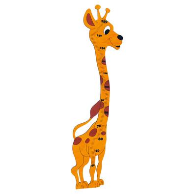 Bino Meter Žirafa zo strany
