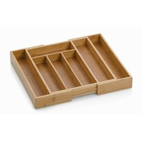 Kela KALMA állítható evőeszköztartó doboz, bambusz