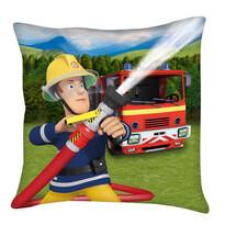 Vankúšik Požiarnik Sam, 40 x 40 cm