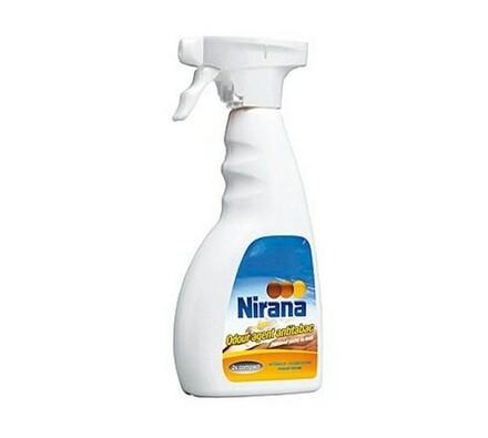 Pohlcovač pachů na textil NIRANA Odour agent antitabac 500 ml