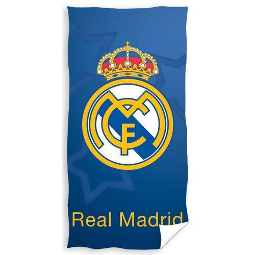Prosop Real Madrid Blue Stars, 70 x 140 cm