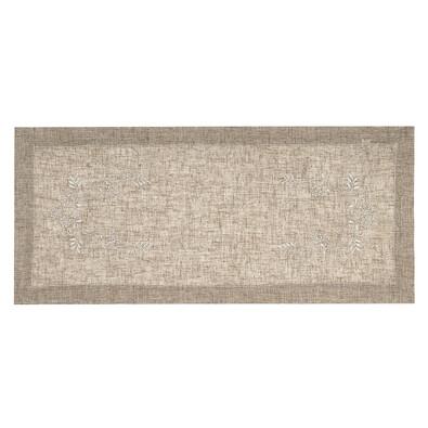 Vyšívaný ubrus Folk, 40 x 90 cm