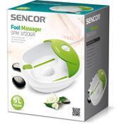 Sencor SFM 3720GR Masážní přístroj nohou, zelená