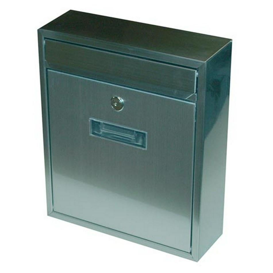 schránka poštovní NEREZ RADIM M 260x310x90mm