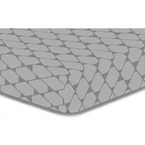 DecoKing Rhombuses lepedő, szürke S1