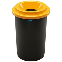 Coș de sortare deșeuri Aldo Eco Bin, 50 l, galben