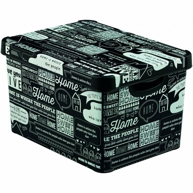 Curver Deco's box s víkem Stockholm S Home