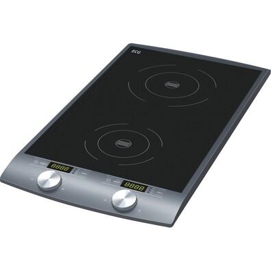 ECG IV 29 2in1  indukční dvouplotýnkový vařič