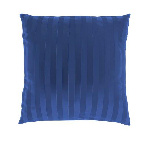 Obliečka na vankúšik Stripe modrá, 40 x 40 cm