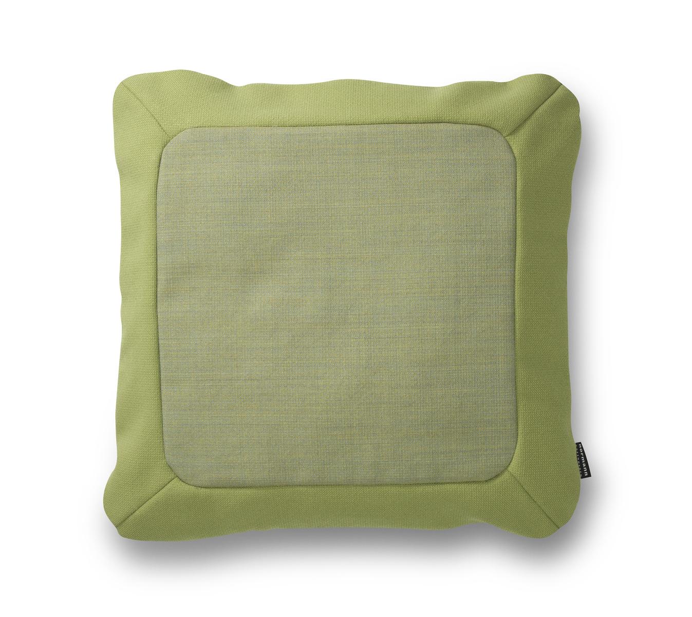 Normann Coppenhagen Vankúšik Frame 50 x 50 cm, zelený