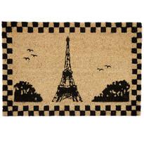 Kókusz lábtӧrlő Eiffel-torony, 40 x 60 cm