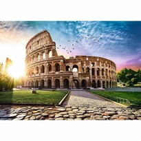 Trefl Puzzle Koloseum Itálie, 1000 dílků