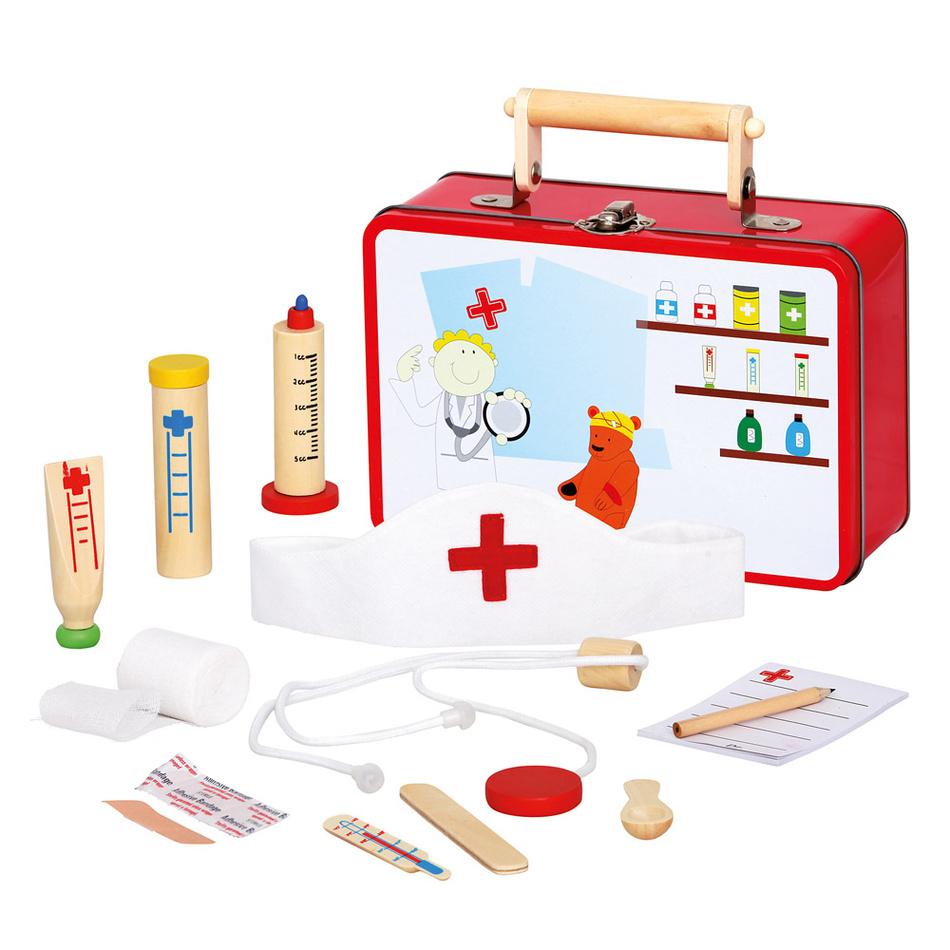 Bino Zvěrolékařský kufřík