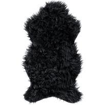 Blană Koopman, negru, 50 x 90 cm
