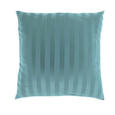 Poszewka na poduszkę Stripe turkusowy, 40 x 40 cm
