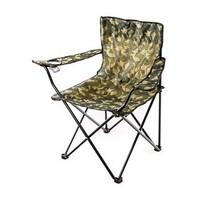 Happy Green horgász szék, álcázó kivitelezés