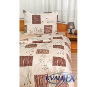 Bavlněné povlečení Kmín, 140 x 220 cm, 70 x 90 cm