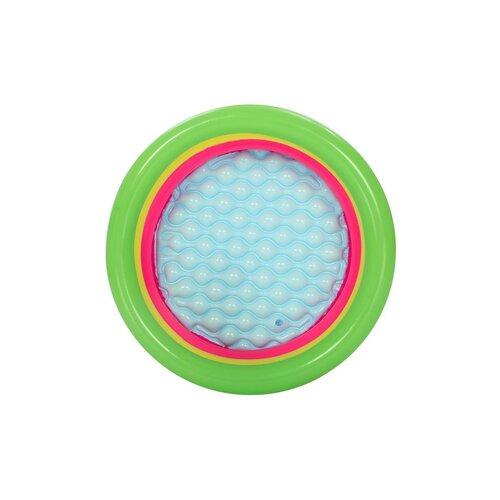 Bestway Basenik dmuchany, różowo-żółto-zielony, śr. 70 cm, wys. 24 cm