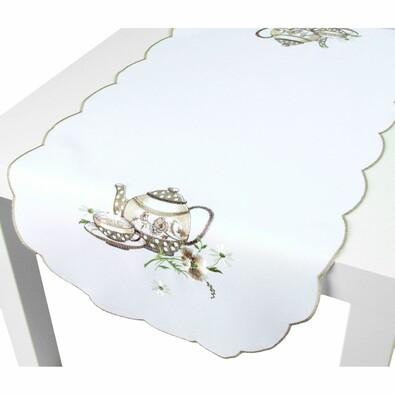 Faţă de masă Ceainic, ovală, 35 x 160 cm