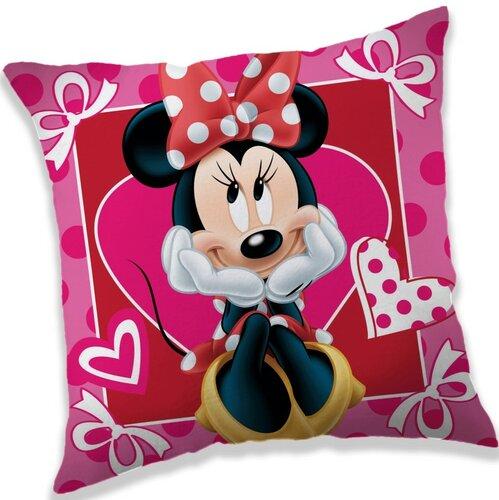 Perinița Minnie hearts, 40 x 40 cm