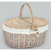 Koszyk pleciony Monforte, 40 x 36 cm